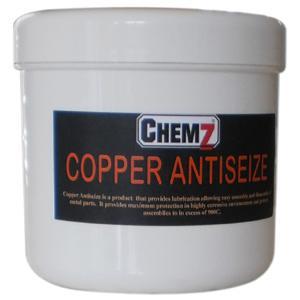 CHEMZ COPPER ANTI-SEIZE [500GM] POT