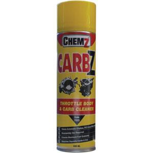 CHEMZ CARBZ THROTTLE BODY & CARB CLEANER [500ML]