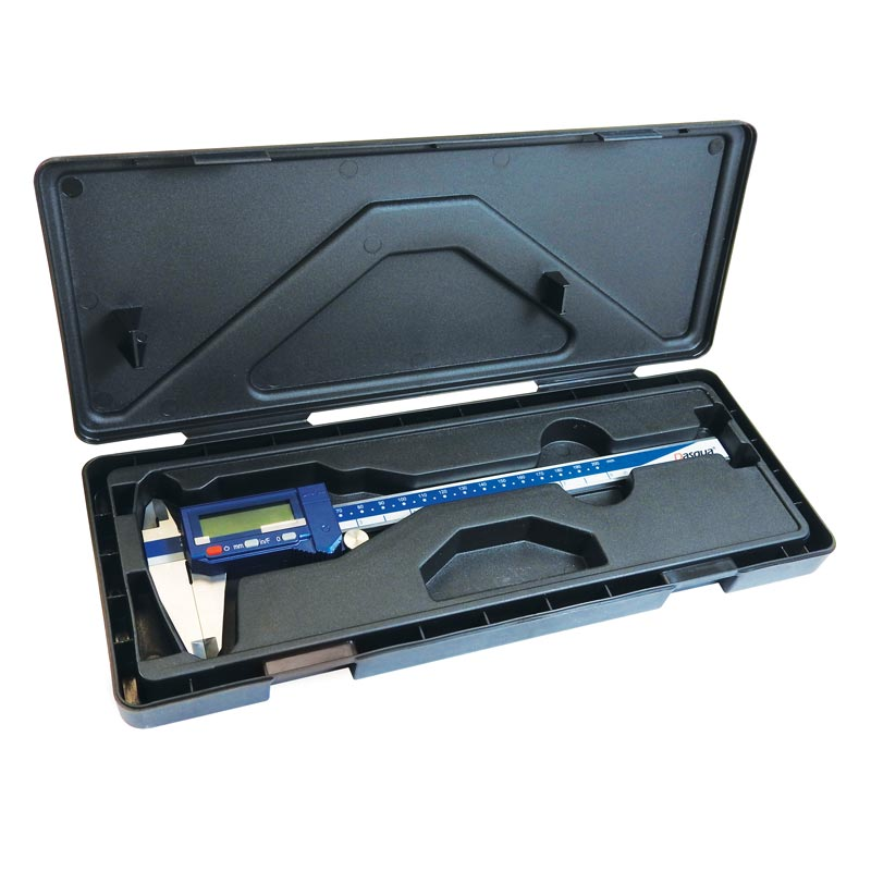 Dasqua Digital Vernier Caliper Ezi-Read 0-200mm