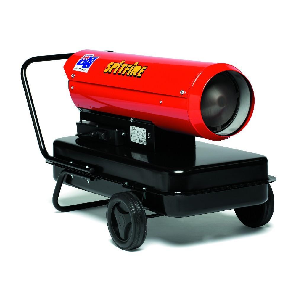Portable Garages For Sale >> DIESEL HEATER - SPITFIRE DIESEL HEATER DC25