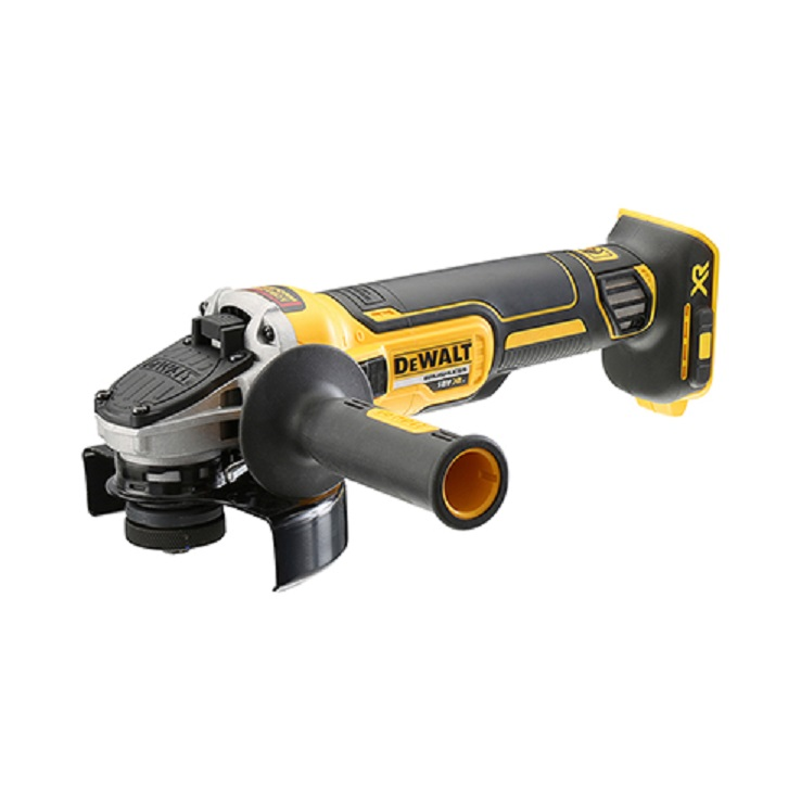 Dewalt 18V XR Brushless 125mm Angle Grinder - Tool ONLY