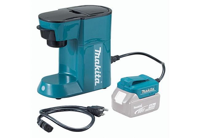 Makita Portable Coffee Maker : Makita Filter Coffee Maker 18V Cordless - Skin