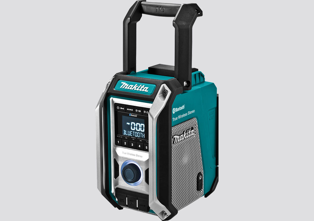 Makita 18V LXT / 12V CXT / AC Bluetooth Jobsite Radio