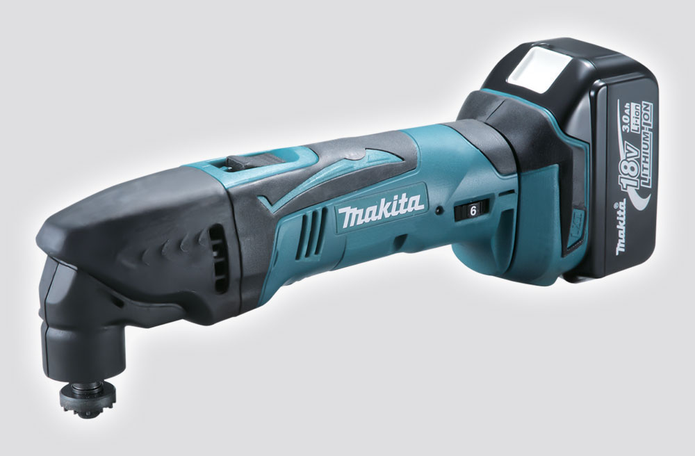 Makita 18V Cordless Multi Tool Kit