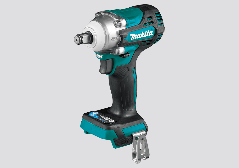 "Makita 18V LXT Brushless 1/2"" Impact Wrench - Skin"