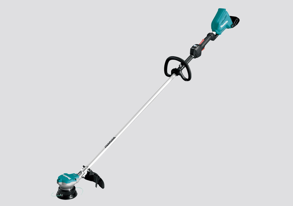 DUR368LPT2 18Vx2 Brushless ADT Loop Handle Line Trimmer - Kit