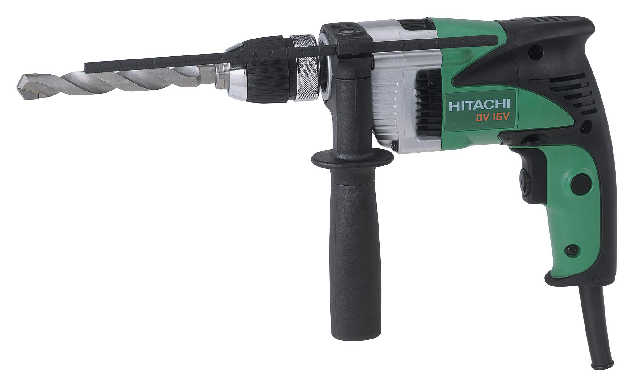 Hitachi Impact Drill (16mm variable speed and reversible)
