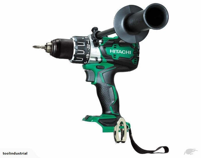 Hitachi 136Nm 18V Brushless Impact Drill Bare Tool