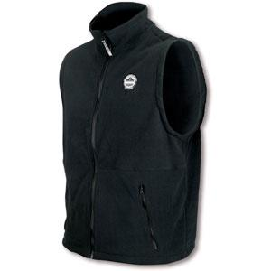 CORE PERFORMANCE WORK WEAR™ 6443 FLEECE VEST - 2XL - BLACK