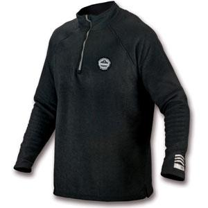 CORE PERFORMANCE WORK WEAR™ 6445 FLEECE - L - BLACK