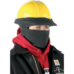 N-FERNO® 6815 STRETCH CAP - FULL FACE - BLACK
