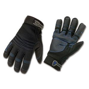 PROFLEX® 818WP THERMAL WPROOF UTILITY GLOVES-2XL-BLK PAIR