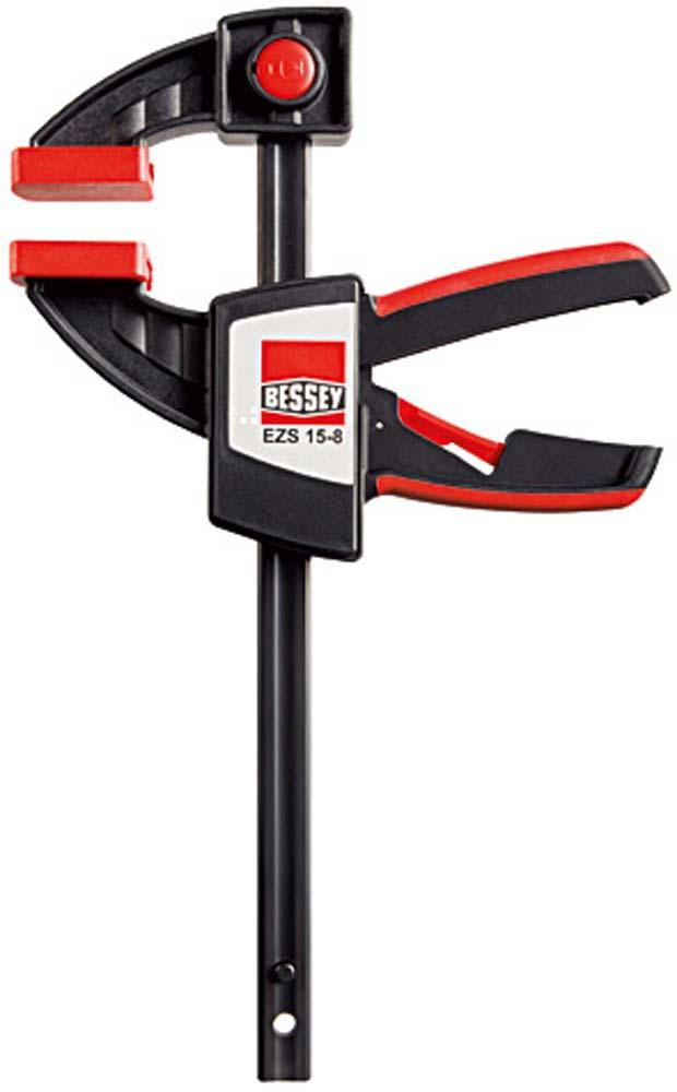 BESSEY EZS SERIES ONE HANDED CLAMP 150 x 80mm