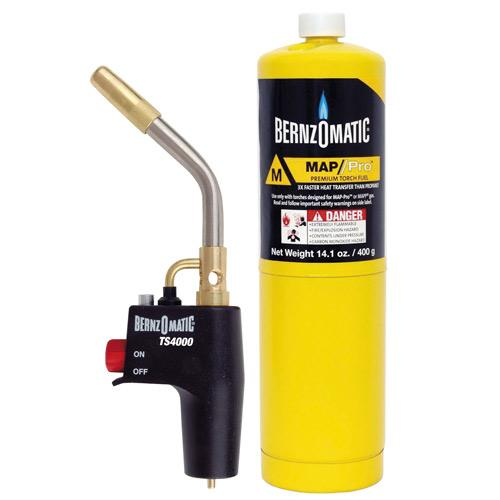 BernzOmatic Gas Torch Kit