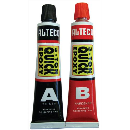 Alteco 3 Ton Quick Epoxy Glue