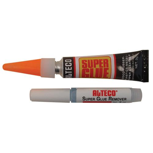 Alteco Super Glue & Remover