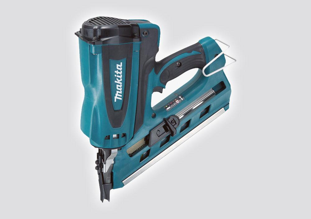 Makita 50-90MM Gas Framing Nailer