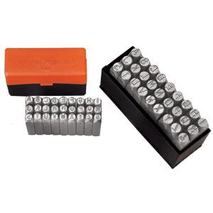 GROZ LETTER PUNCH SET 10MM
