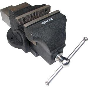 GROZ BV PROFESSIONAL BENCH VICE 5IN   125MM