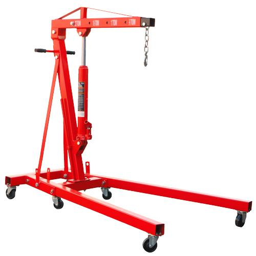 Torin - Big Red Foldable Engine Hoist