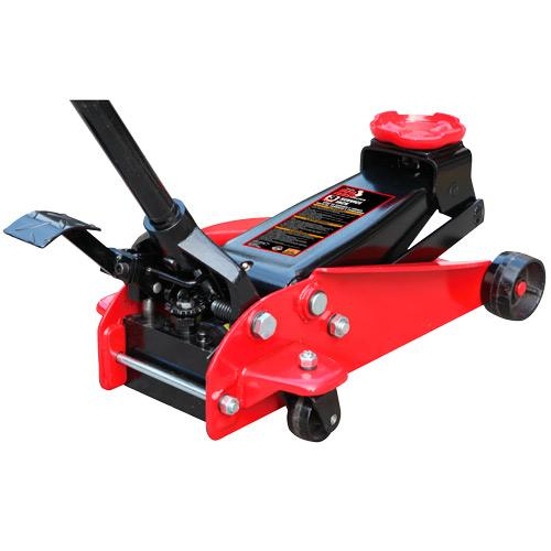 Torin - Big Red Garage Floor Jack w/Foot Pedal