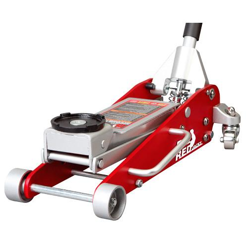 Torin - Big Red Aluminium / Steel Garage Floor Jack
