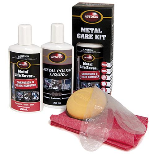 Autosol Metal Care Kit
