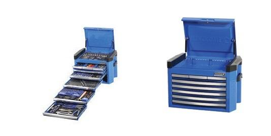 KINCROME TOOL CHEST & TOOLS 328pc NEW STYLE