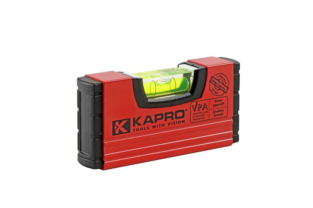 "KAPRO HANDY LEVEL RED IN DISPLAY BOX 4""""(10cm)"