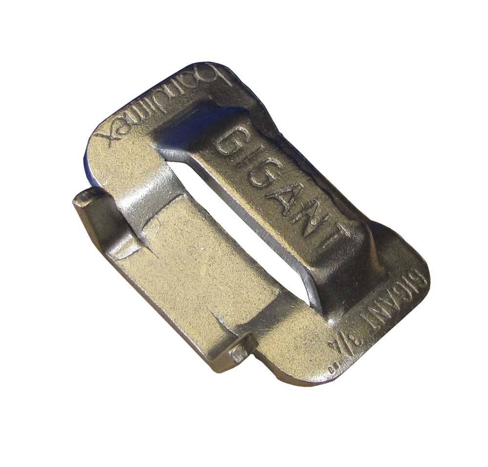 NORMA BUCKLE FOR JUMBO BANDING 19mm WIDE S. STEEL