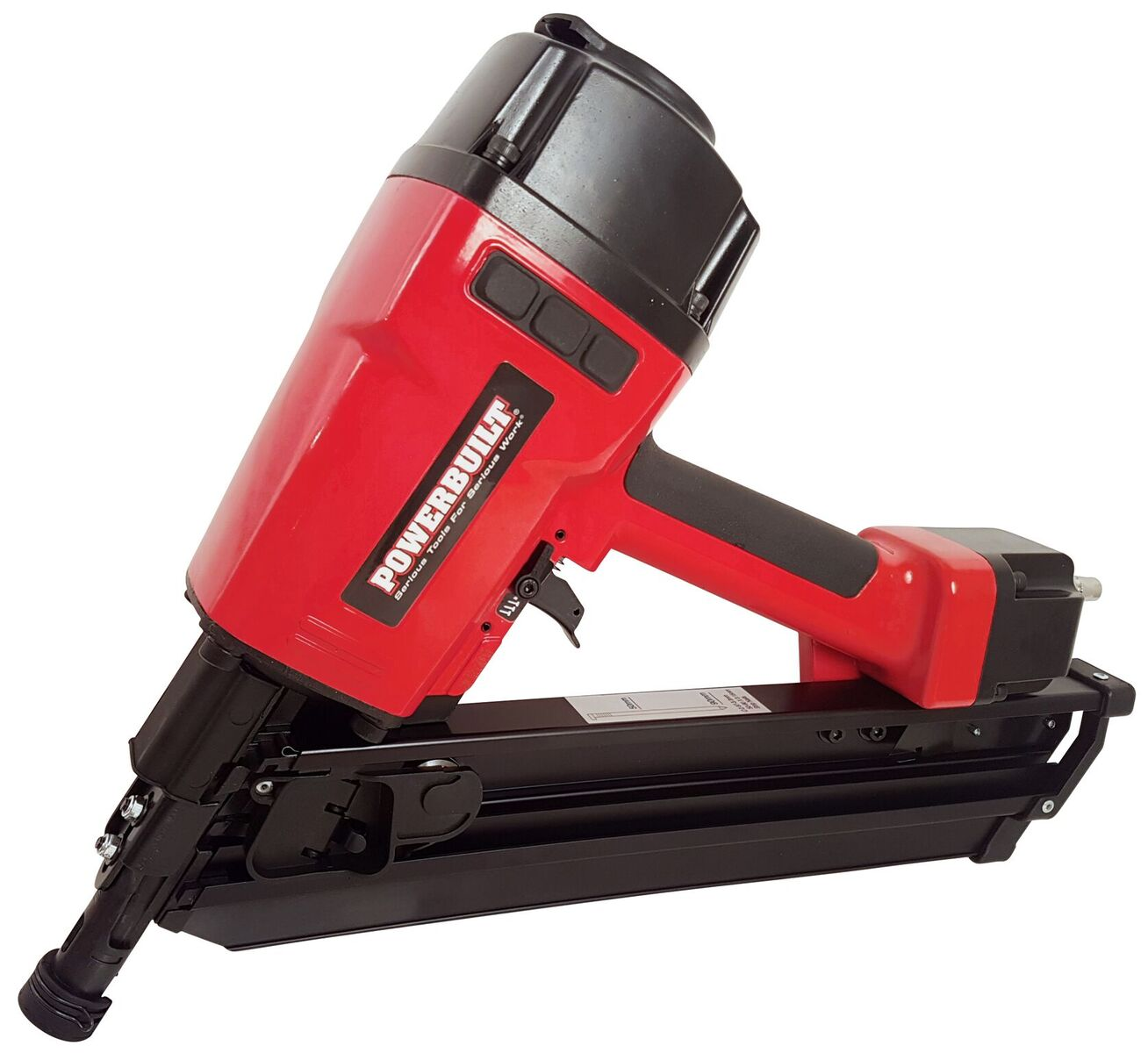 34 DEGREE CLIPPED HEAD FRAMING NAILER