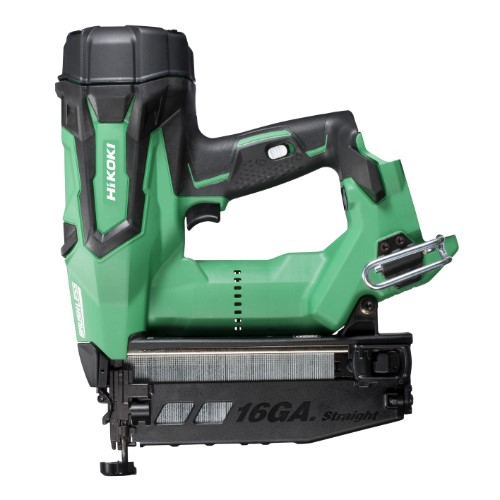 HiKOKI 18V Gasless 16G Straight Brad Nailer 65mm  - BARE TOOL