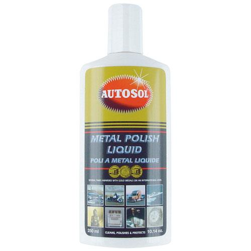 Autosol Liquid Metal Polish