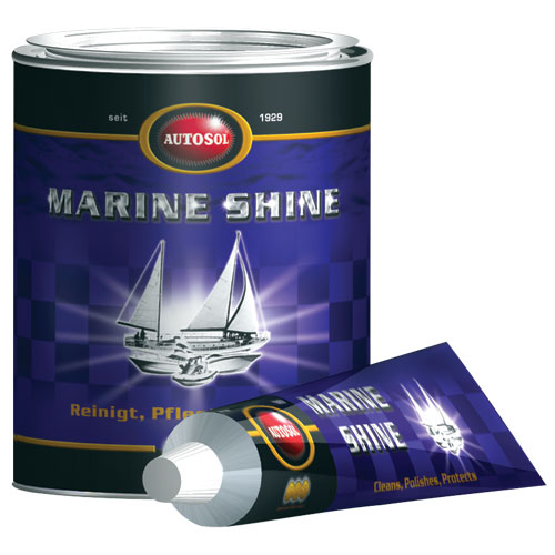 Autosol Marine Shine Metal Polish
