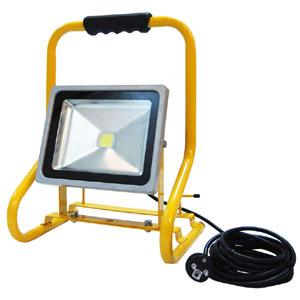 QESTA 30W SUPER BRIGHT LED FLOOR WORK LIGHT