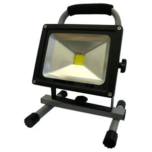 QESTA 20W EPISTAR LED RECHARGEABLE WORK LIGHT