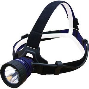 QESTA 3W CREE LED RECHARGEABLE HEAD LAMP