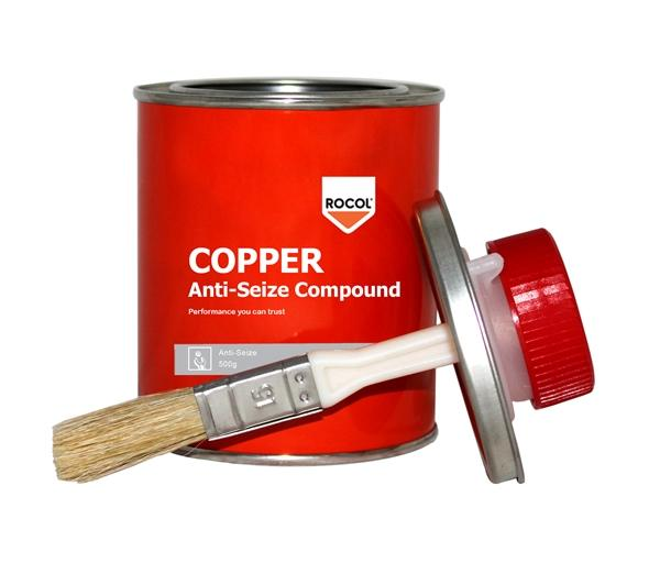 Anti Seize compound Rocol Copper Anti-Seize 500g