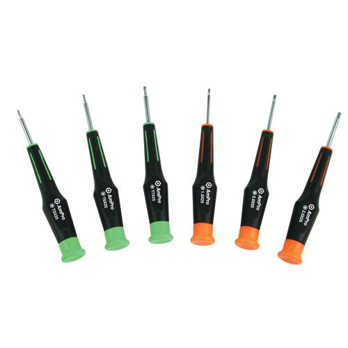 AmPro Precision Screwdriver Set 6pc