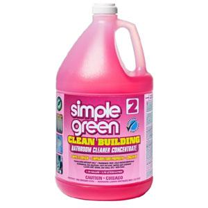 SIMPLE GREEN BATHROOM CLEANING CONCENTRATE 3.78L (2)