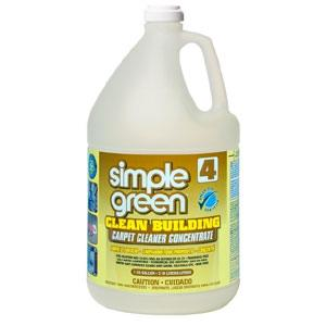 SIMPLE GREEN CARPET CLEANING CONCENTRATE 3.78L (4)