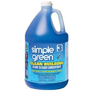 SIMPLE GREEN GLASS CLEANING CONCENTRATE 3.78L (3)