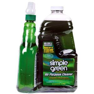 SIMPLE GREEN CONCENTRATE 2L W/RTU 946ML