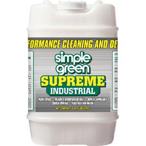 SIMPLE GREEN SUPREME INDUSTRIAL CLEANER 20L
