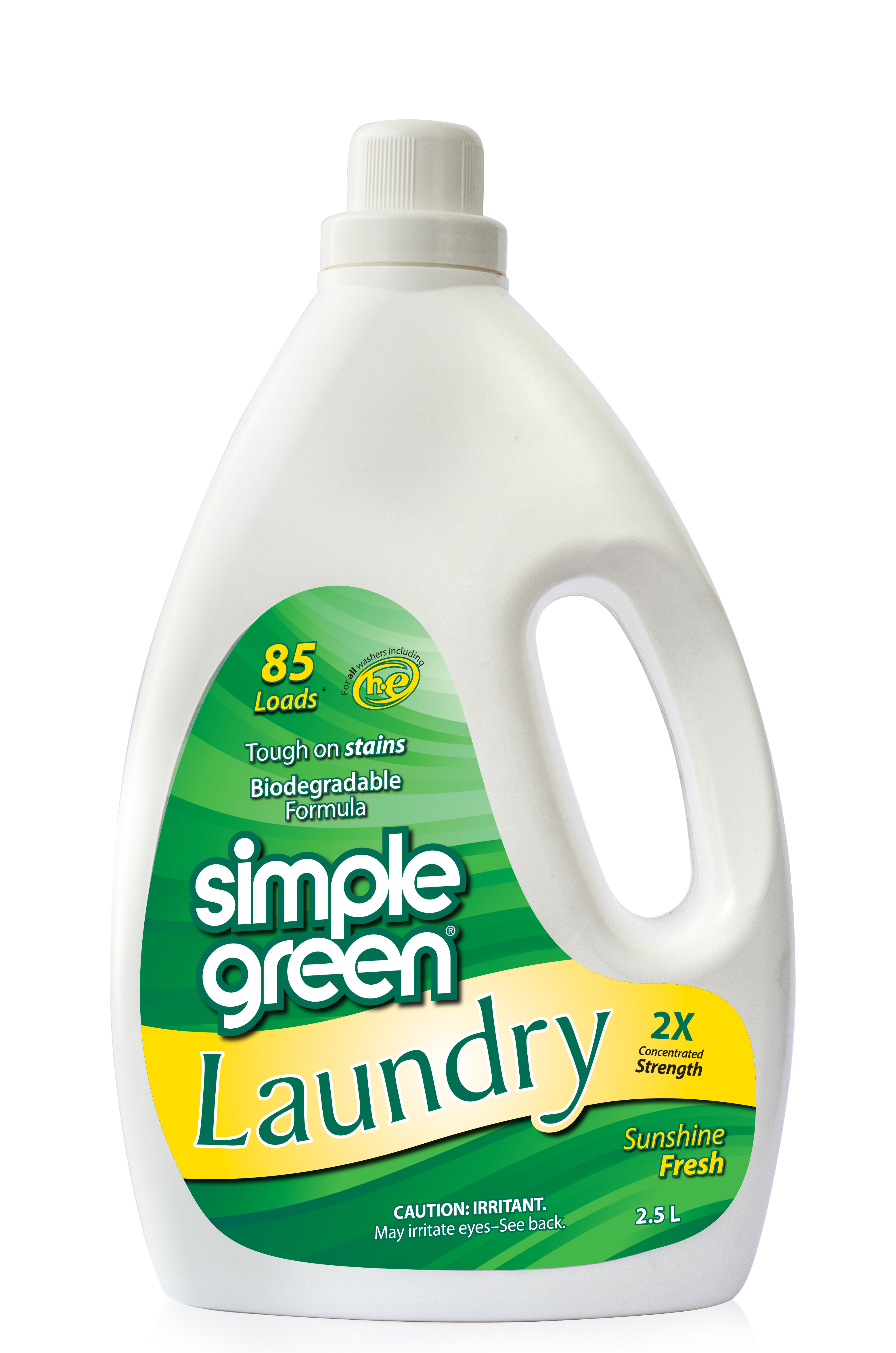 Simple Green Laundry  2.5L- Pack of 6