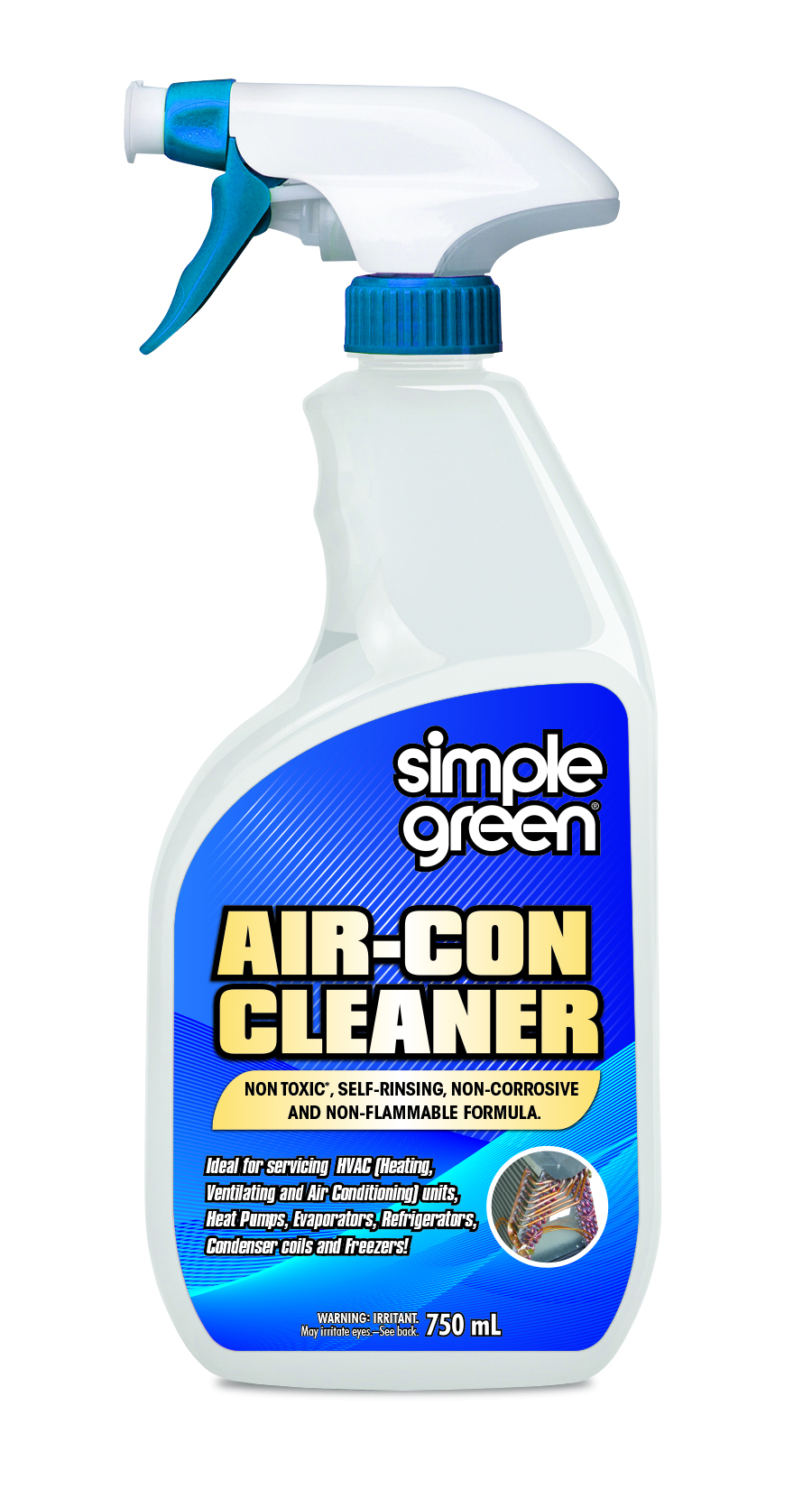 Simple Green Air-Con Cleaner 750ml - Pack of 12