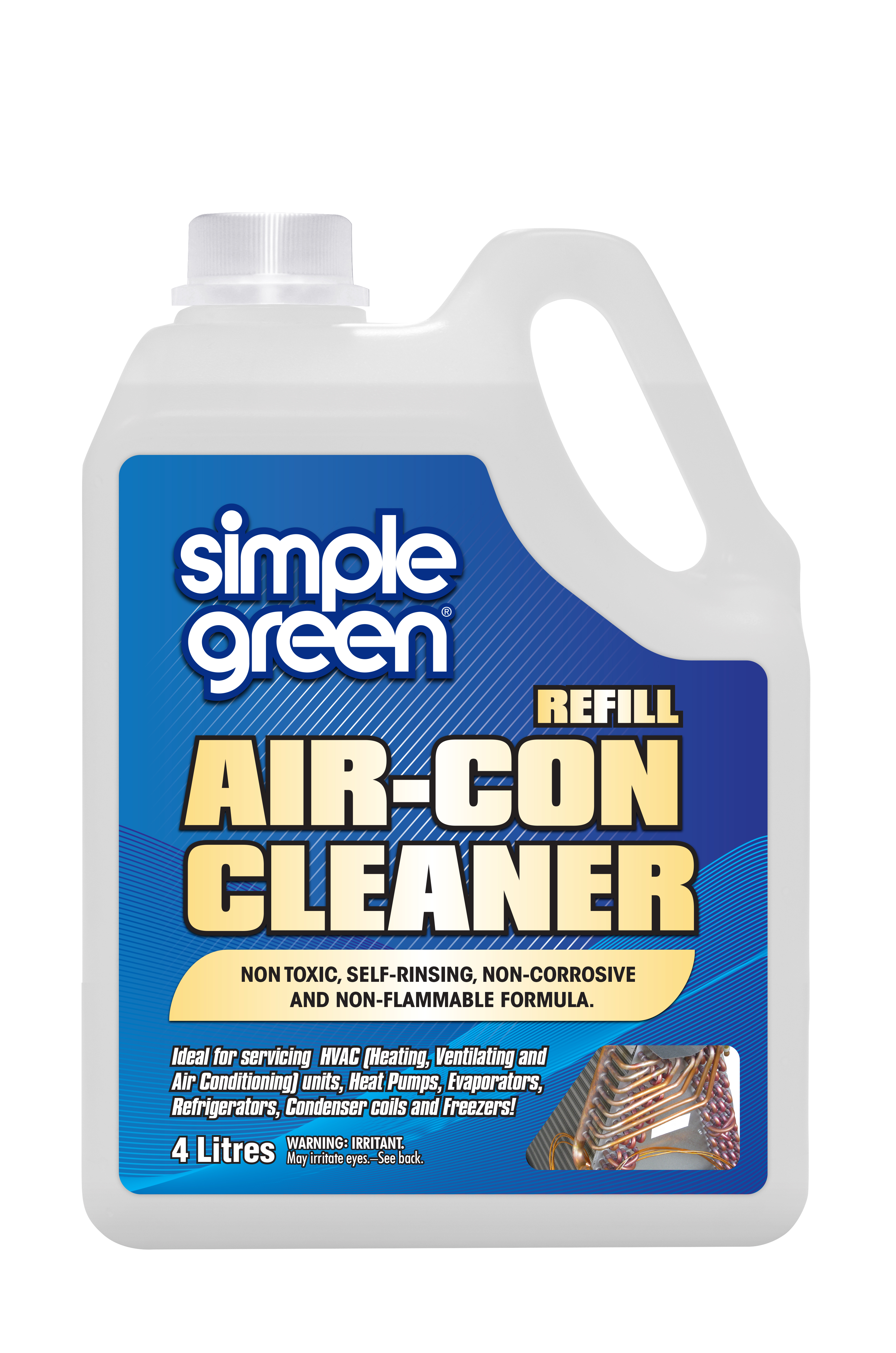 Simple Green  AIR CONDITIONING AND COIL CLEANING 4L - Pack of 4