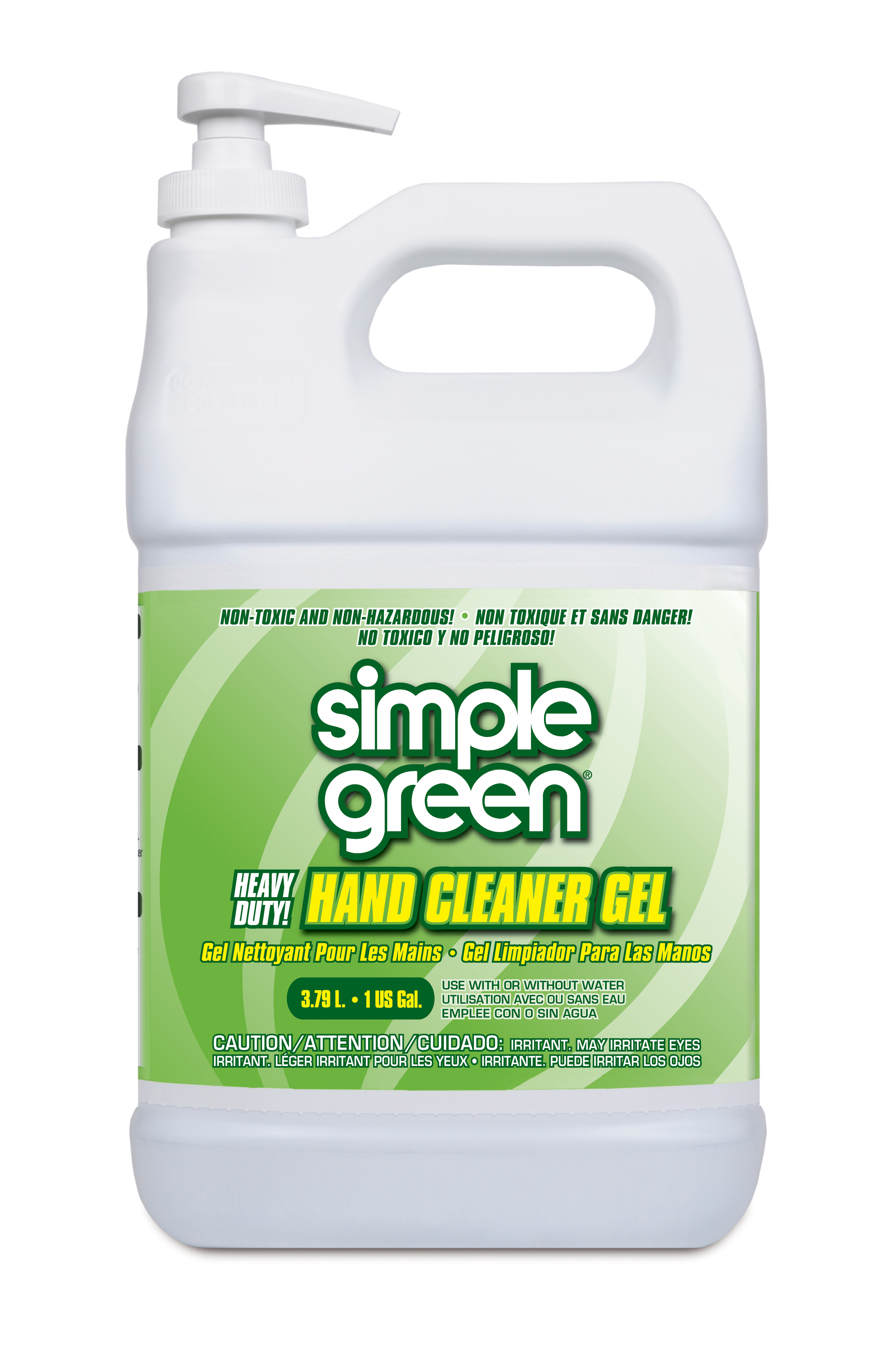 Simple Green Hand Cleaner Gel 3.78 L Pump - Pack of 4
