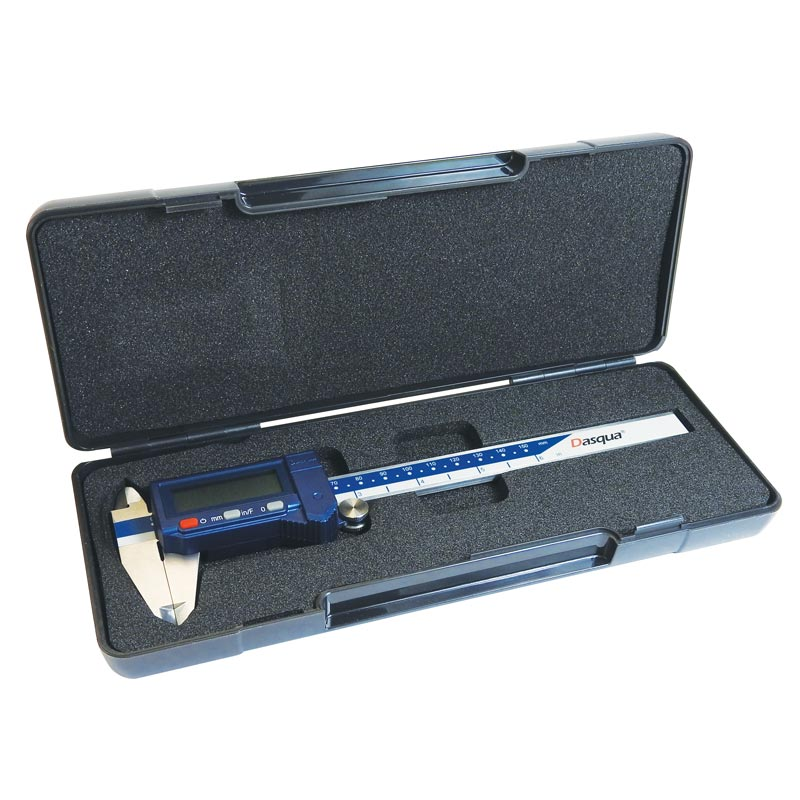 Dasqua Digital Vernier Caliper Ezi-Read 0-150mm