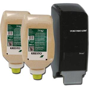 KRESTO 2L H/DUTY HAND CLEANER STARTER PACK